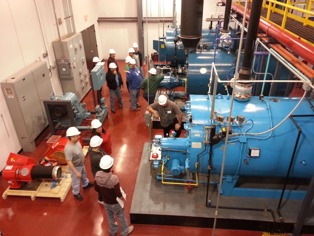Hands on Boiler Training