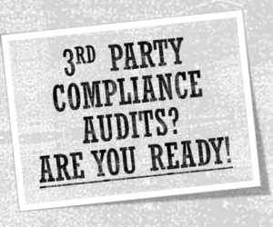 Third Party Compliance Audits