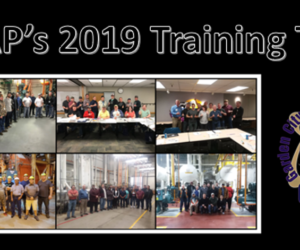 GCAP's 2019 Training Tour